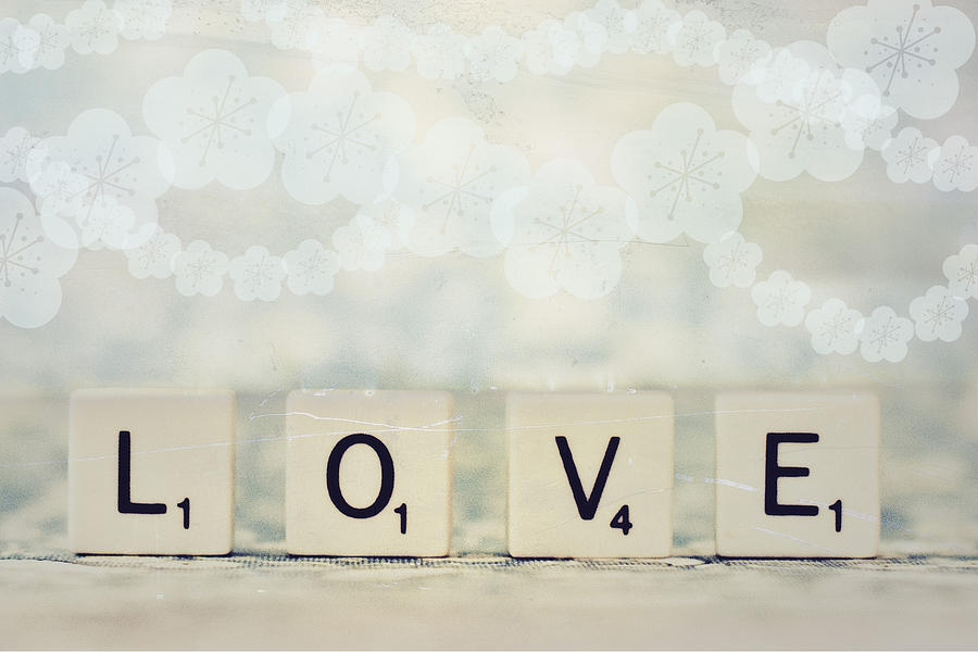 Love Photograph - Love Spell by Sofia Walker