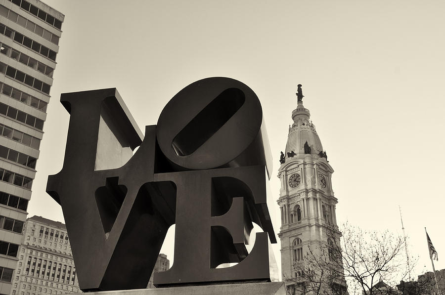 Love Photograph - Love You Too by Bill Cannon