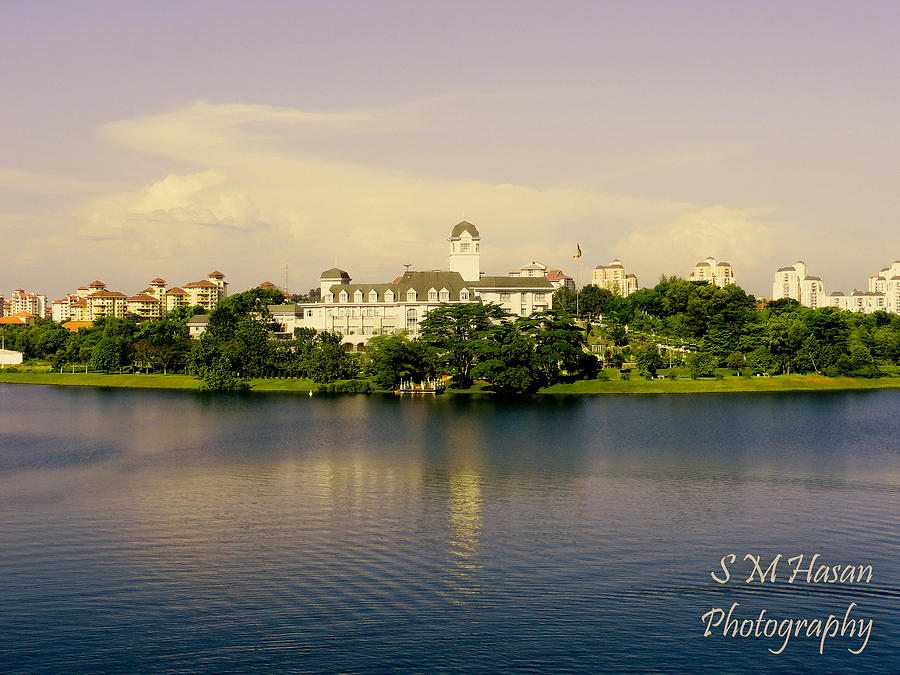 Landscape Photograph - Lovely Clouds by S M  Hasan