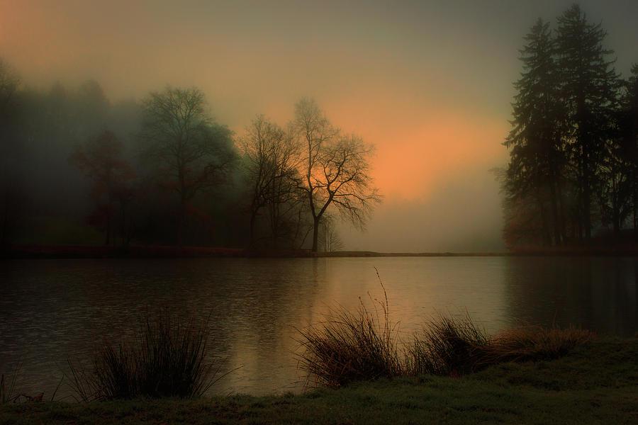 Autumn Photograph - Lovely Dawn by Marek Boguszak