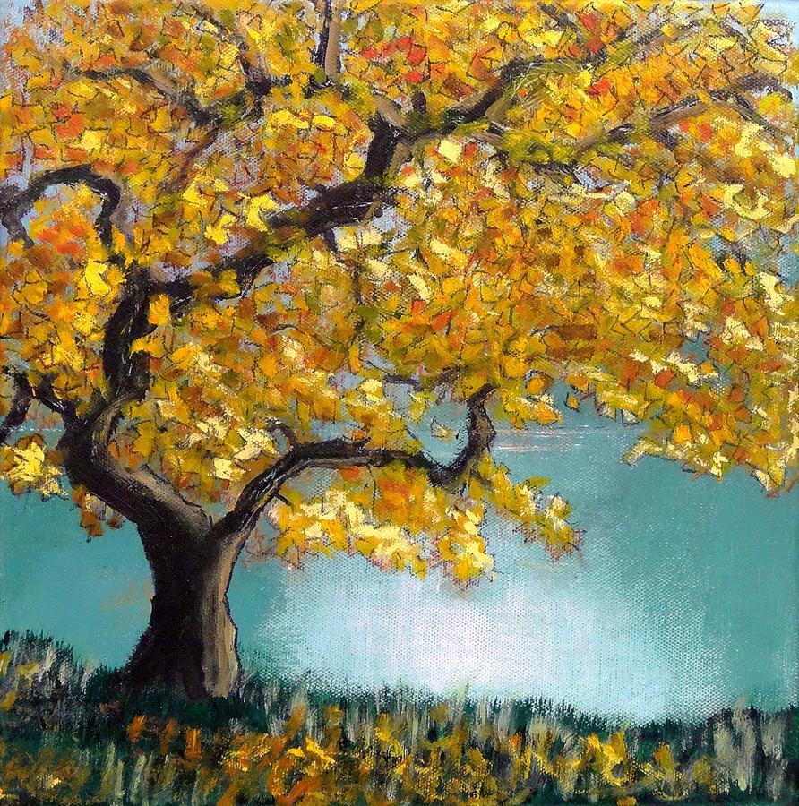 Lovely Tree Mixed Media By Kenny Henson