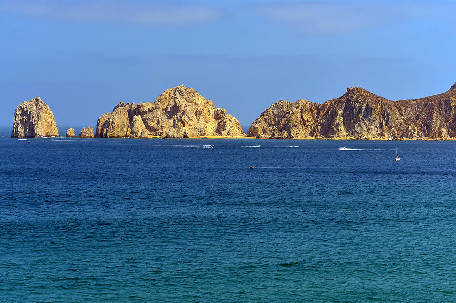 Lovers Beach Cabo by Christine Till