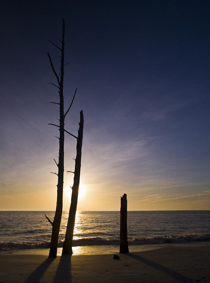 Lovers Key Sunset by Bradley R Youngberg