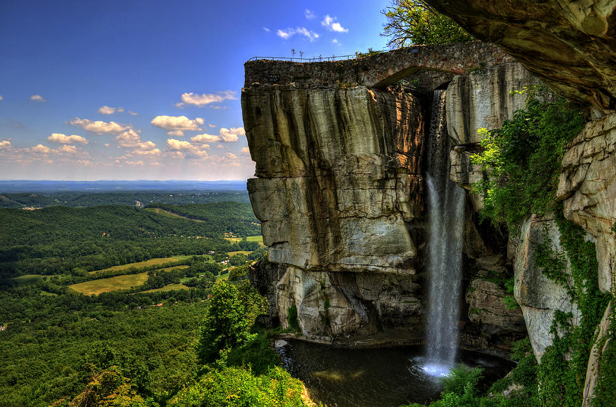 Lovers Leap Photograph by Greg and Chrystal Mimbs