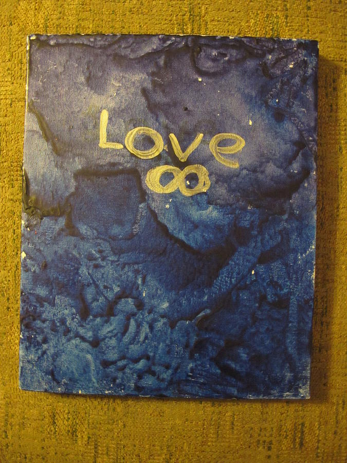 Loves Blue Mood by LAWRENCE CHRISTOPHER