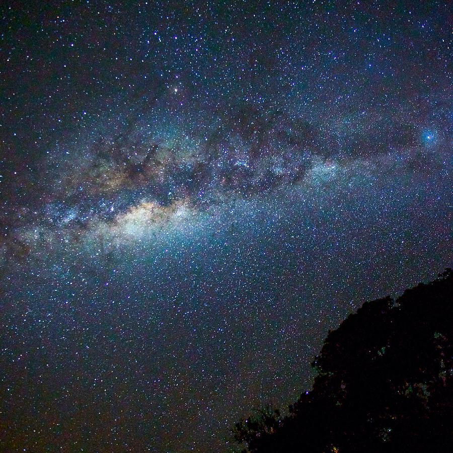 Low Angle View Of Majestic Star Field Photograph by Brent Purcell / Eyeem