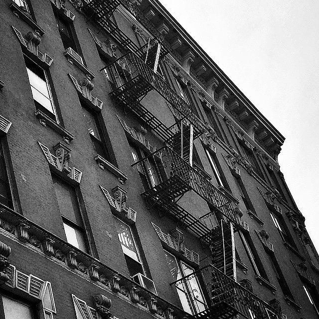 Newyork Photograph - Lower Beast Side  #newyork by Matthew Bryan Beck