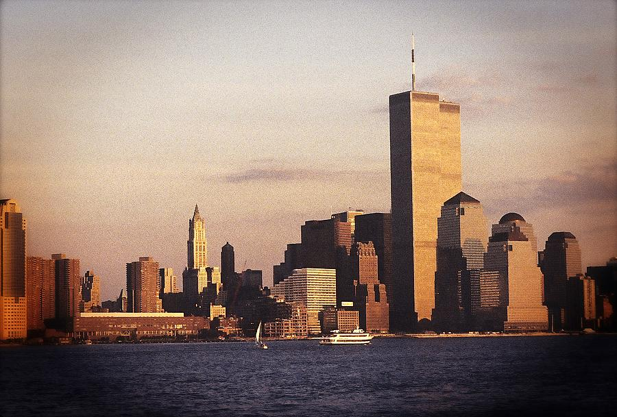 Lower Manhattan World Trade Center by Carol Whaley Addassi