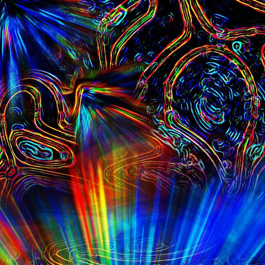 LSD Digital Art by Coa...