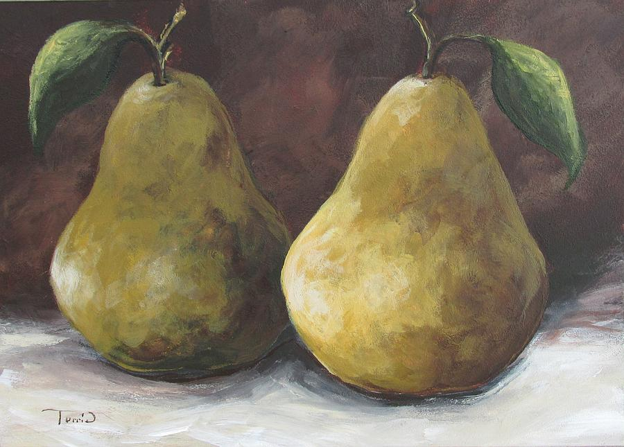 Lucky Pears II by Torrie Smiley