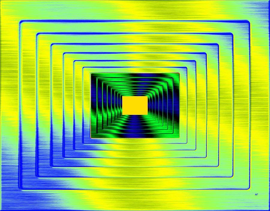 Luminous Energy 18 Digital Art - Luminous Energy 18 by Will Borden