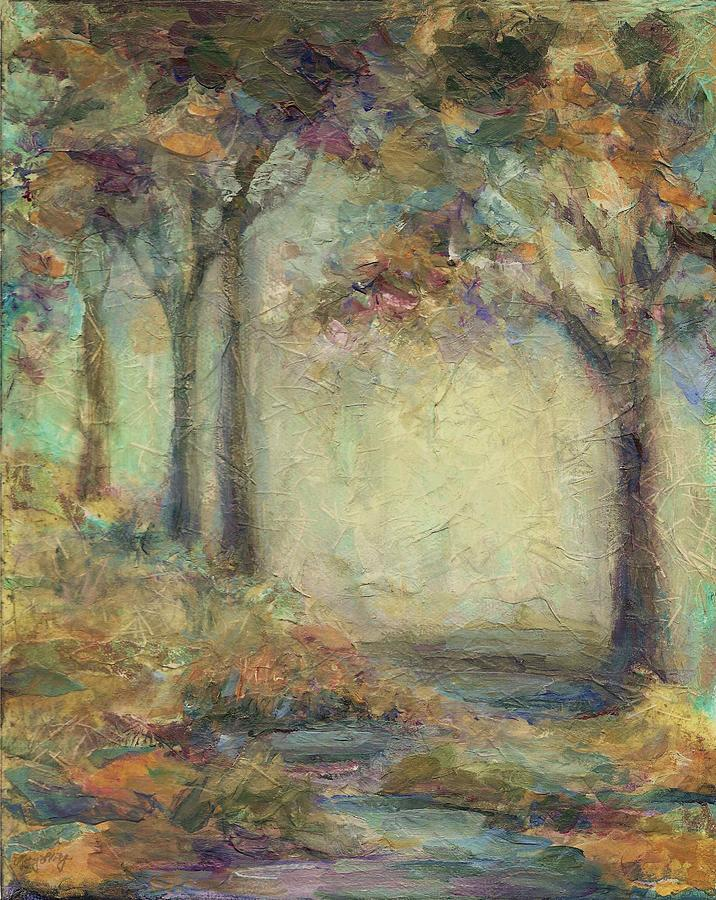 Luminous Landscape by Mary Wolf