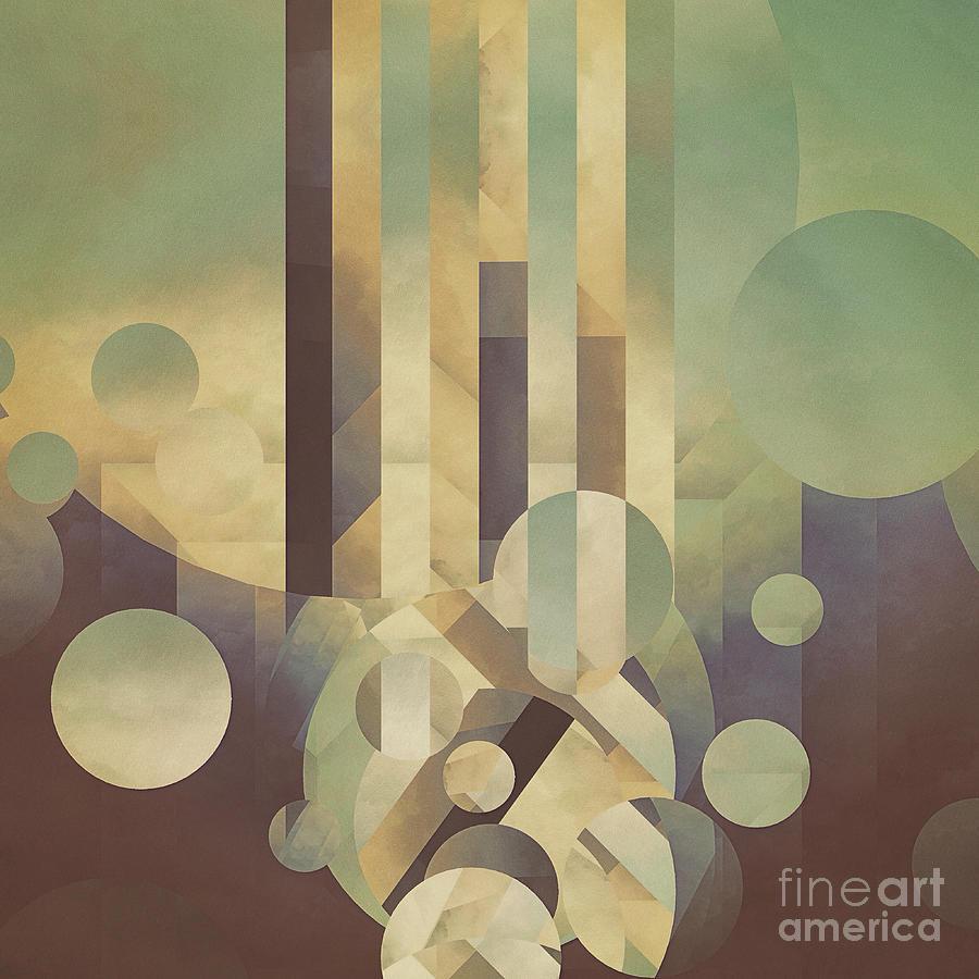 Luminous Perception Painting