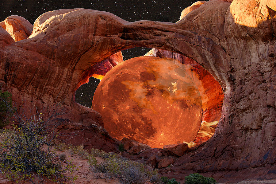 Lunar Furnace by Greg Wells