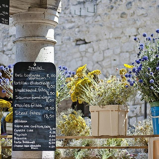 Europe Photograph - #lunchtime #france #frenchfood #french by Georgia Fowler