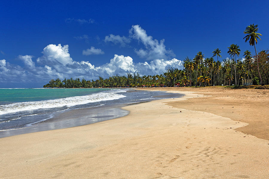 Luquillo Beach Photograph By George Oze