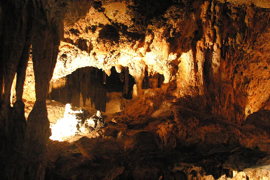 Luray Photograph - Luray Caverns - 1212162 by DC Photographer