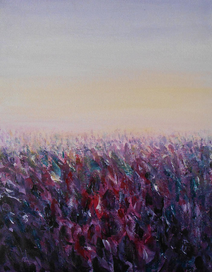 Impressionist Painting - Luscious by Jane  See