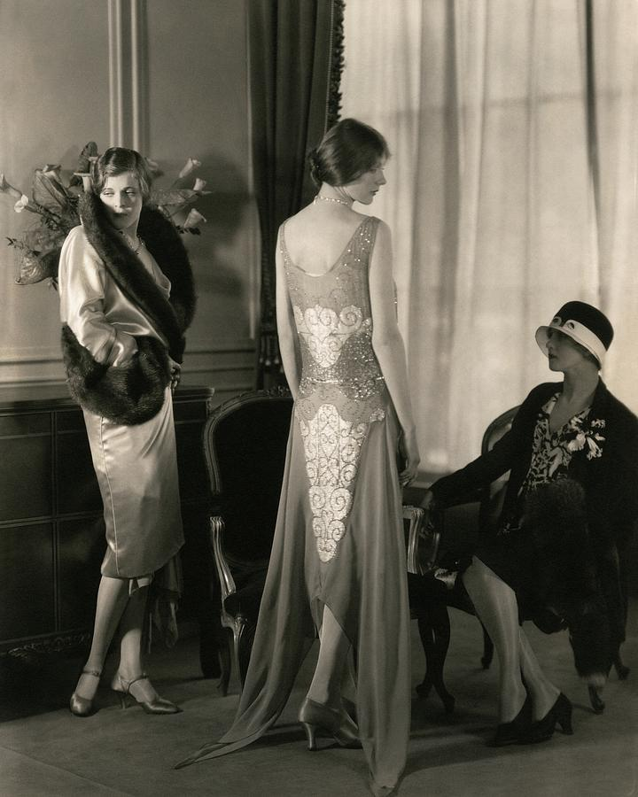 Lyssie Pero Photograph by Edward Steichen