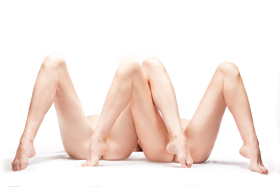 Legs Photograph - M by Dario Infini