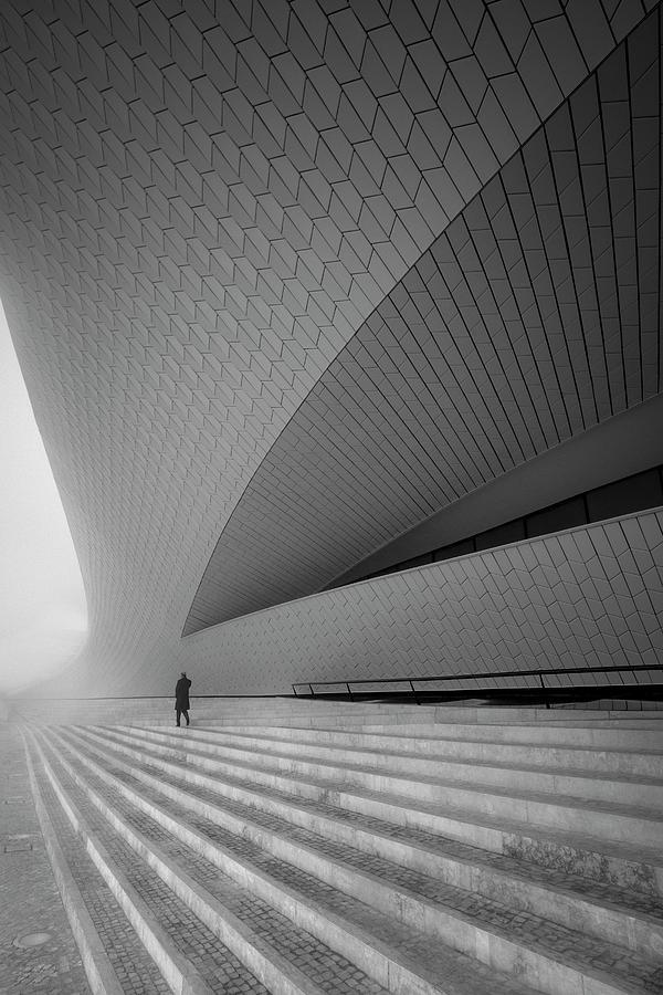 Architecture Photograph - Maat by Fernando Jorge Gon?alves
