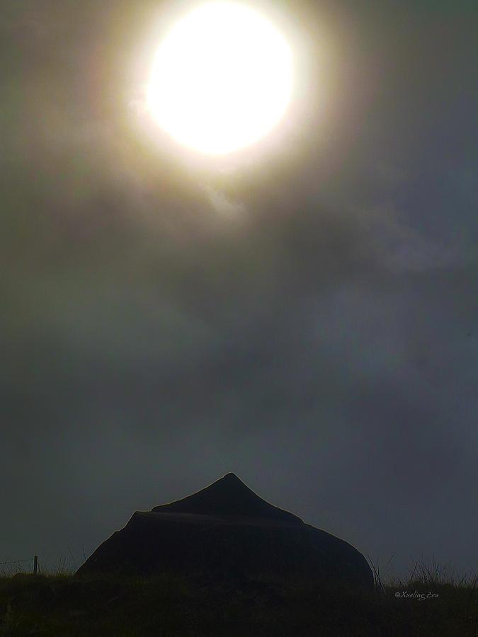Sunrise Photograph - Machu Picchu Peru 3 by Xueling Zou