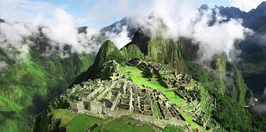 Machu Picchumachu Picchu Photograph by Ramihalim