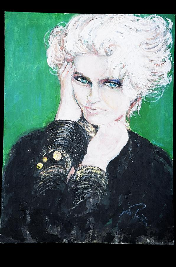 Madonna Painting - Madonna  by Jade Pasteur