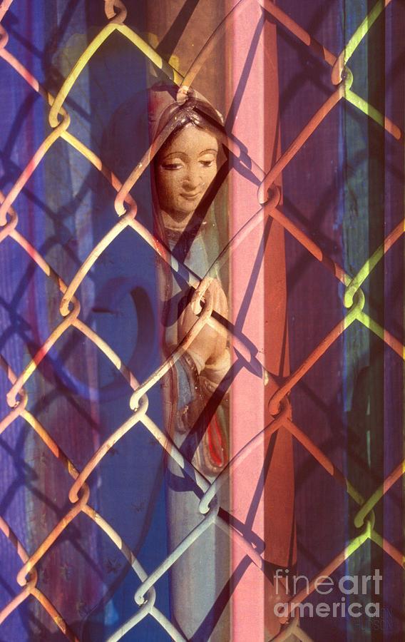 Virgin Photograph - Madonna Photograph - The Virgin by Sharon Hudson