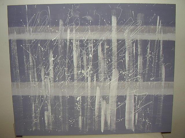 Acryl Painting - Maelstrom Sold by Maja Muzar