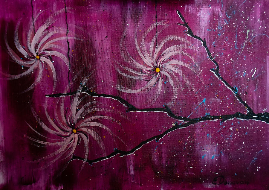 Whimsical Painting - Magic Is Everywhere by Eliza Donovan