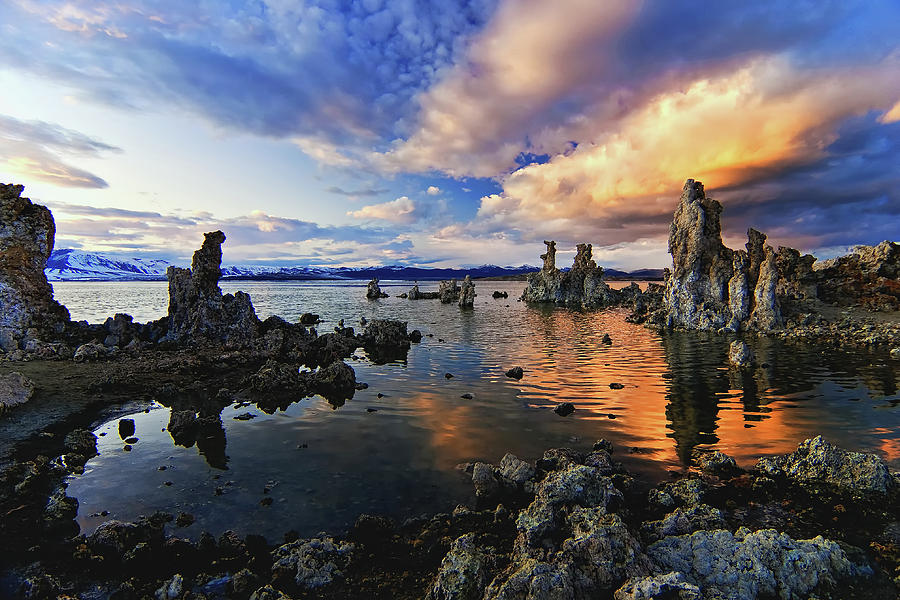 Landscape Photograph - Magical Mono Lake by Andrew J. Lee