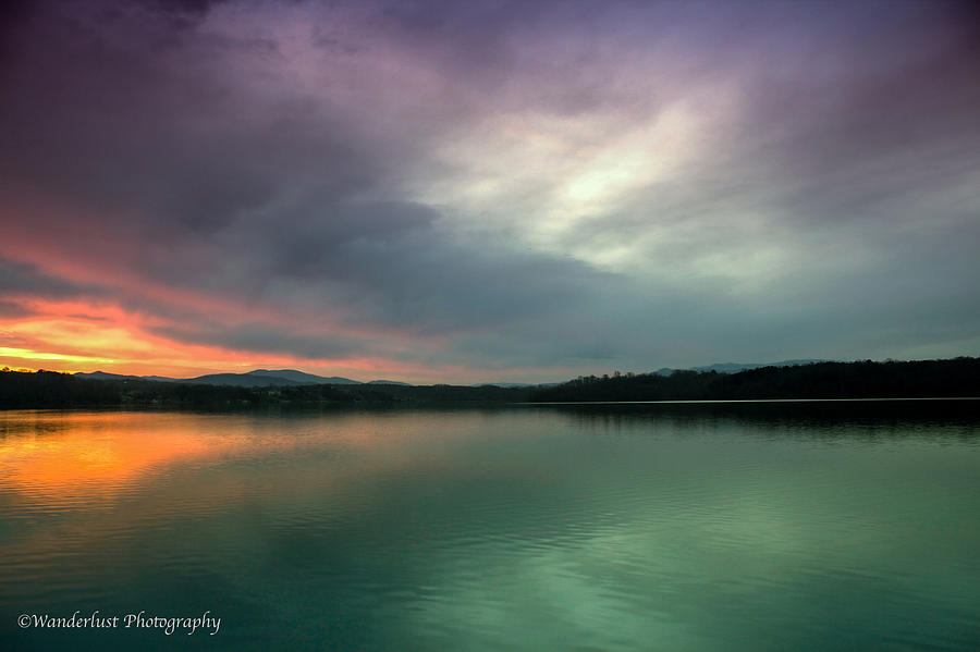 Tellico Photograph - Magical Morning by Paul Herrmann