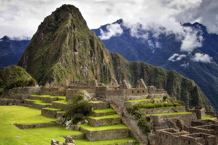 Machu Picchu Photograph - Magical Place by Kim Andelkovic