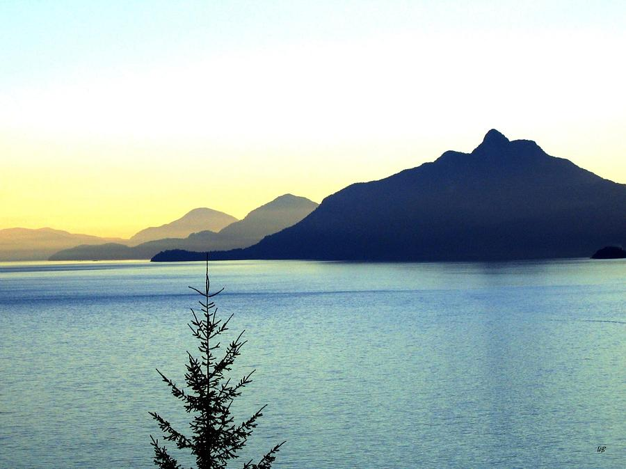 Vancouver Photograph - Magnificent Howe Sound by Will Borden