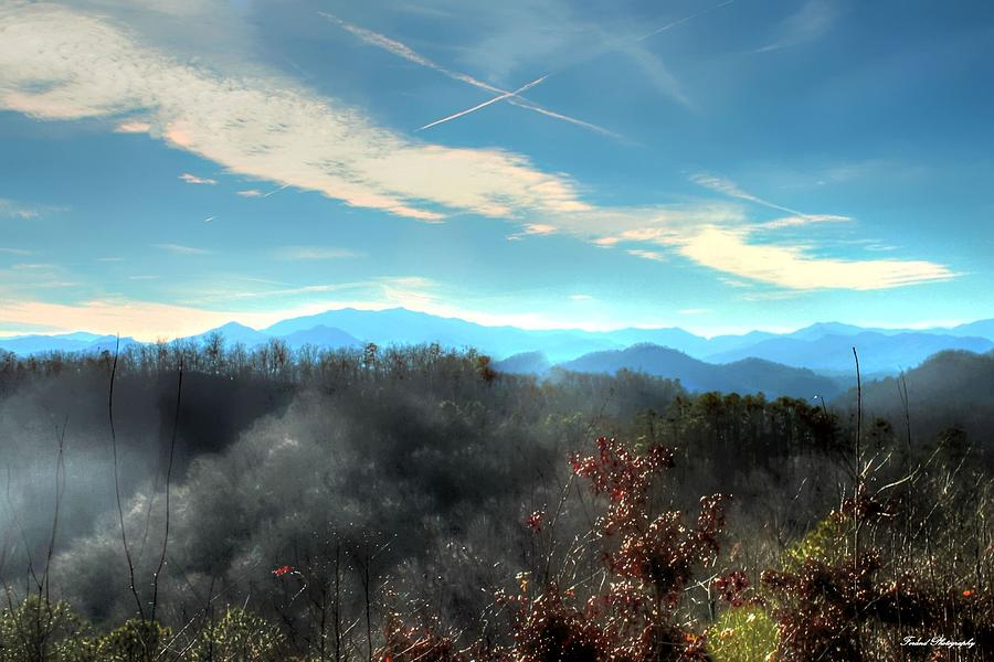 Magnificent Smoky Mountains Photograph