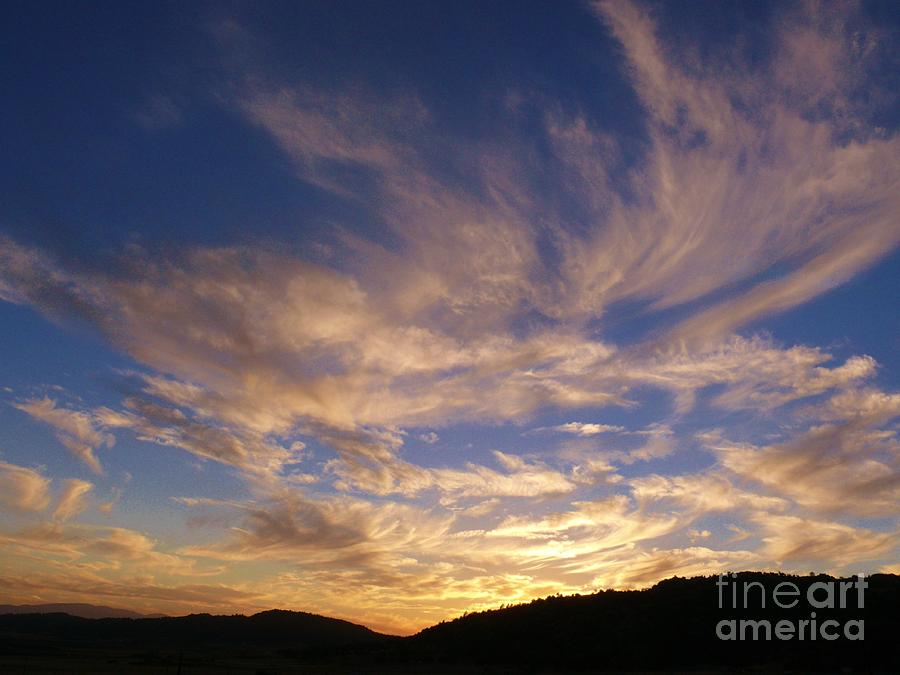 Sunset Photos Photograph - Magnificent Whimsy by Jacquelyn Roberts