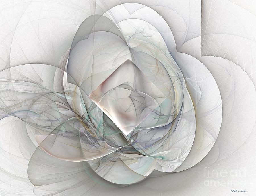 Magnolia Digital Art - Magnolia Jazz by Elizabeth McTaggart