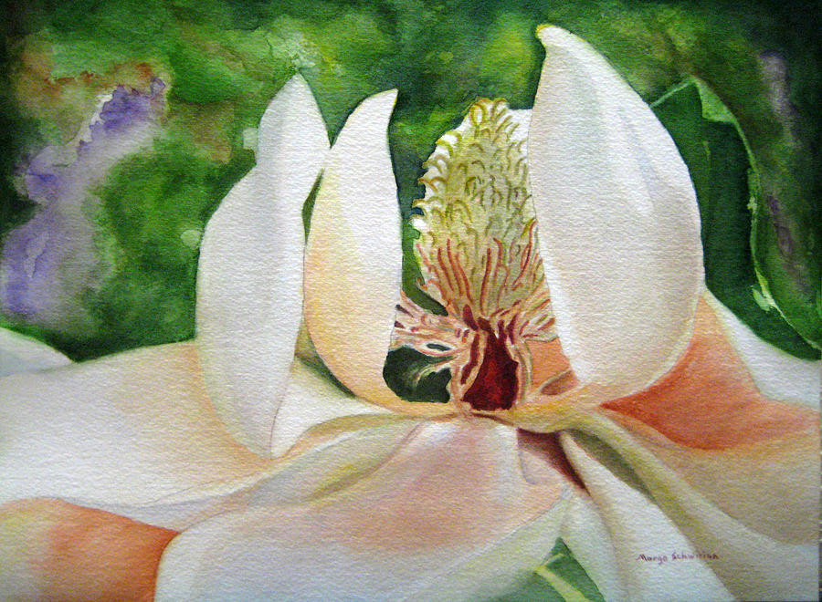 Magnolia Majesty by Margo Schwirian