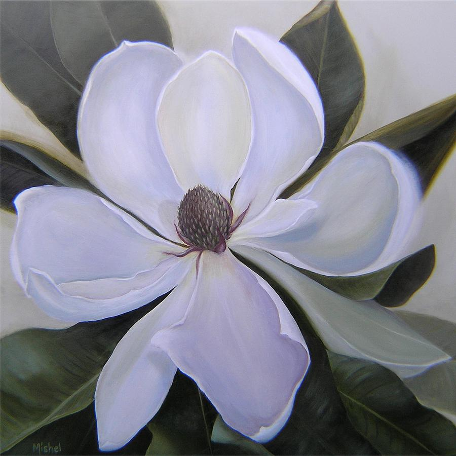 Magnolia Square by Mishel Vanderten