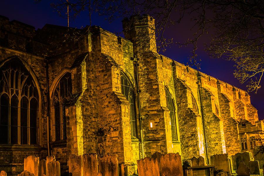 Church Photograph - Maidstone Church by Dawn OConnor