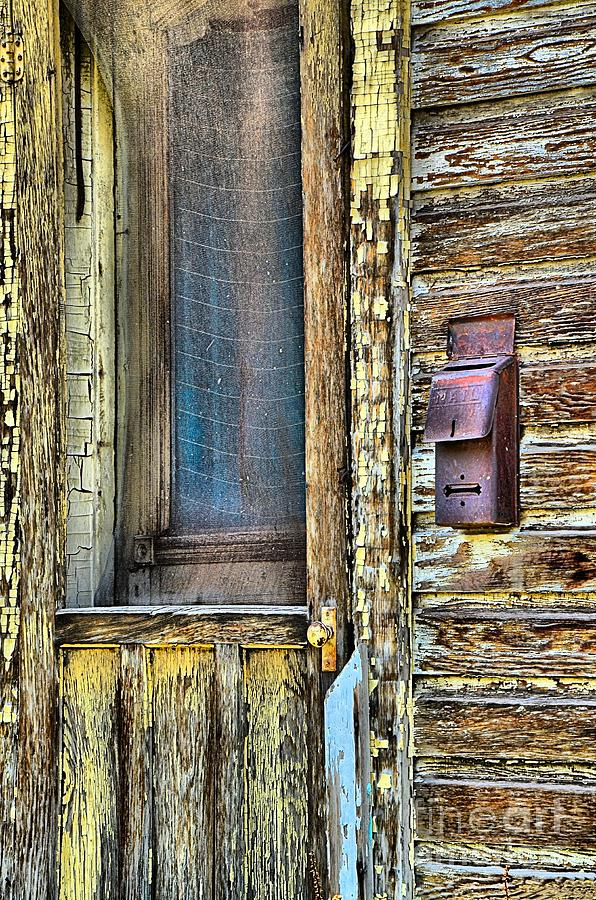 Abstract Photograph - Mail Call by Lauren Leigh Hunter Fine Art Photography