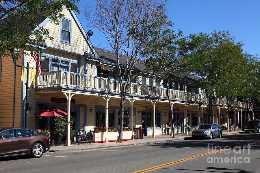 Restaurants In Main Street Pleasanton Ca