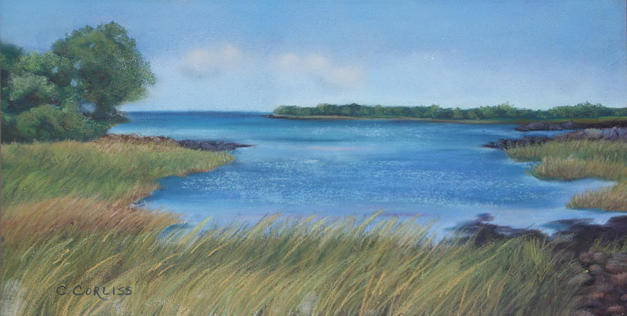 Maine Blues by Carol Corliss