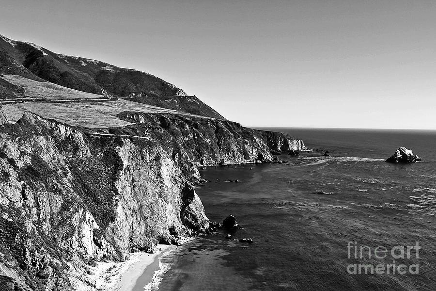 California Photograph - Majestic Coast by Scott Pellegrin