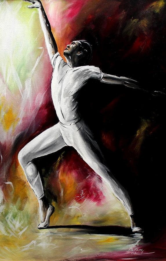 Majestic Dance II by Henry Blackmon