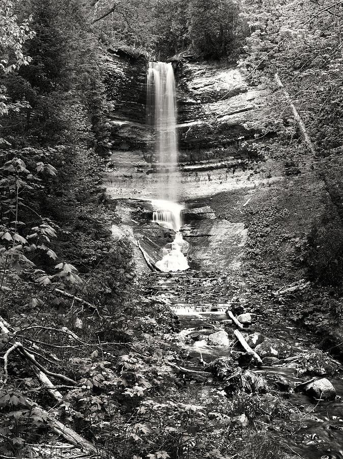 Majesty of Munising Falls by Dylan Lees
