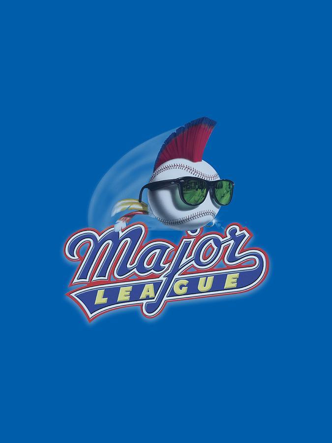 Major League Digital Art - Major League - Title by Brand A