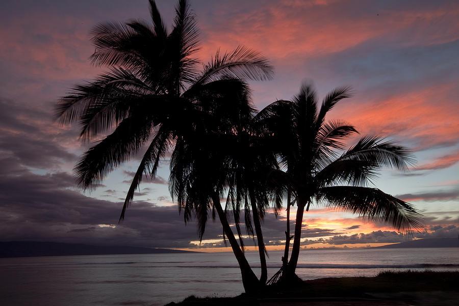 Mala Sunset Photograph by James Roemmling