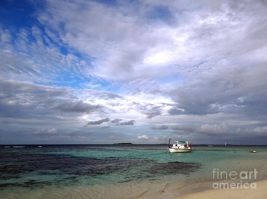 Maldives Photograph - Maldives 08 by Giorgio Darrigo
